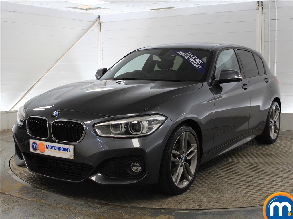 BMW 1 Series M Sport - Stock Number (1001664) - Passenger side front corner