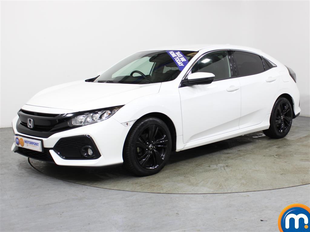 Honda Civic SR - Stock Number (985473) - Passenger side front corner