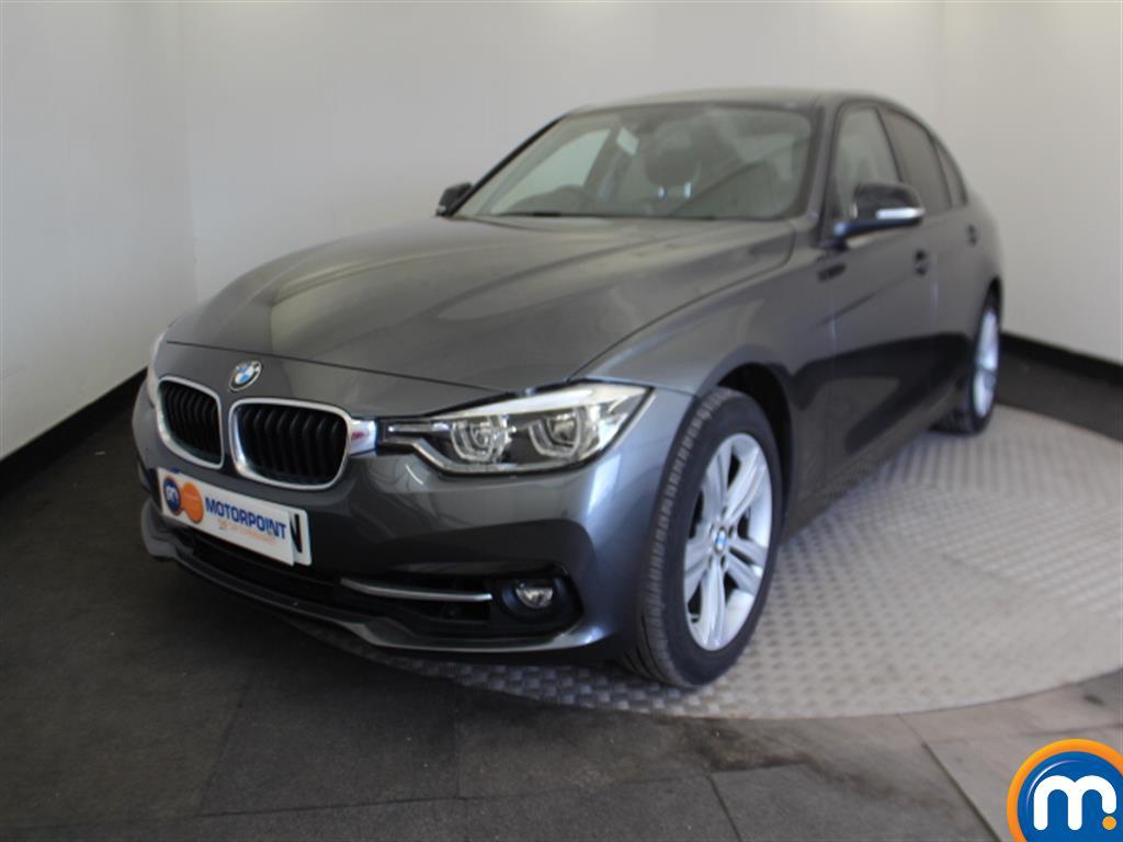 BMW 3 Series Sport - Stock Number (998889) - Passenger side front corner