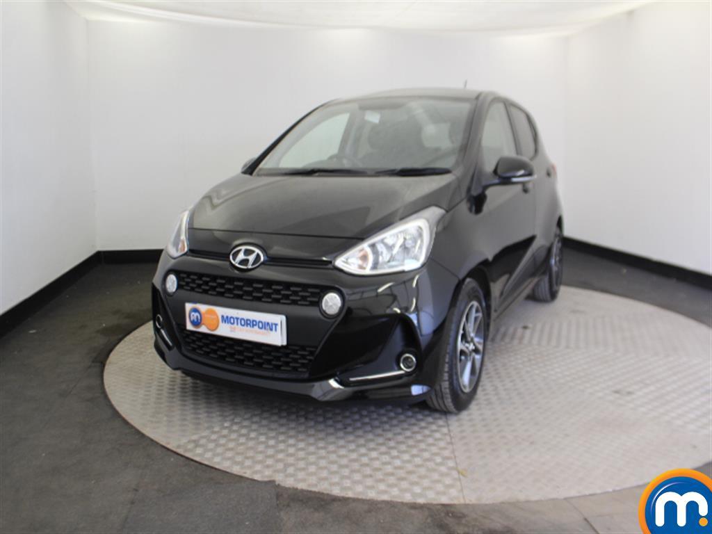 Hyundai I10 Premium - Stock Number (996714) - Passenger side front corner