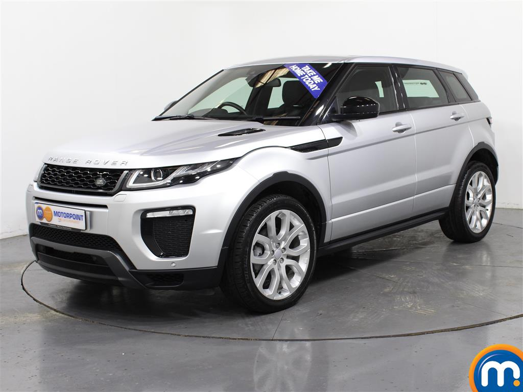 Land Rover Range Rover Evoque HSE Dynamic - Stock Number (999765) - Passenger side front corner