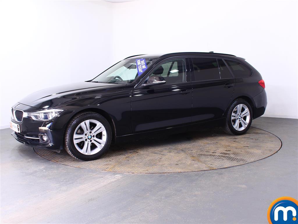 BMW 3 Series Sport - Stock Number (998310) - Passenger side front corner