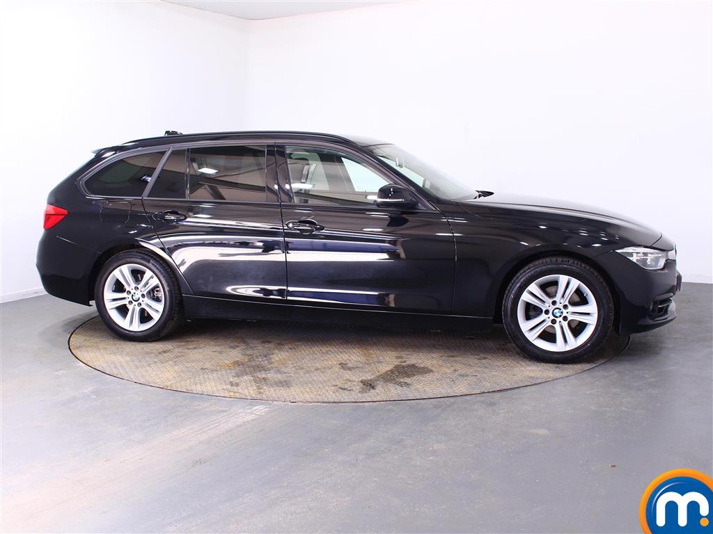 BMW 3 Series Sport Automatic Petrol Estate - Stock Number (998310) - Drivers side