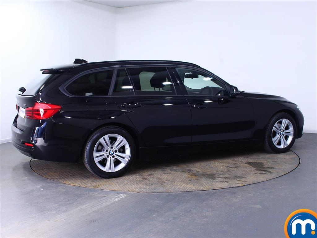 BMW 3 Series Sport Automatic Petrol Estate - Stock Number (998310) - Drivers side rear corner