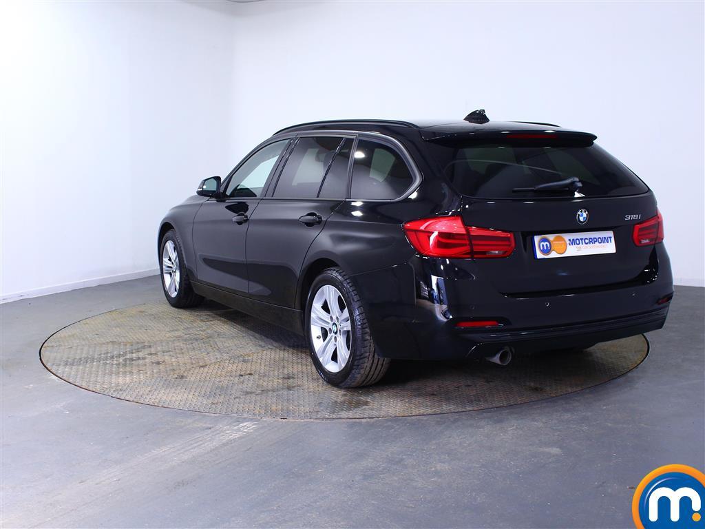 BMW 3 Series Sport Automatic Petrol Estate - Stock Number (998310) - Passenger side rear corner