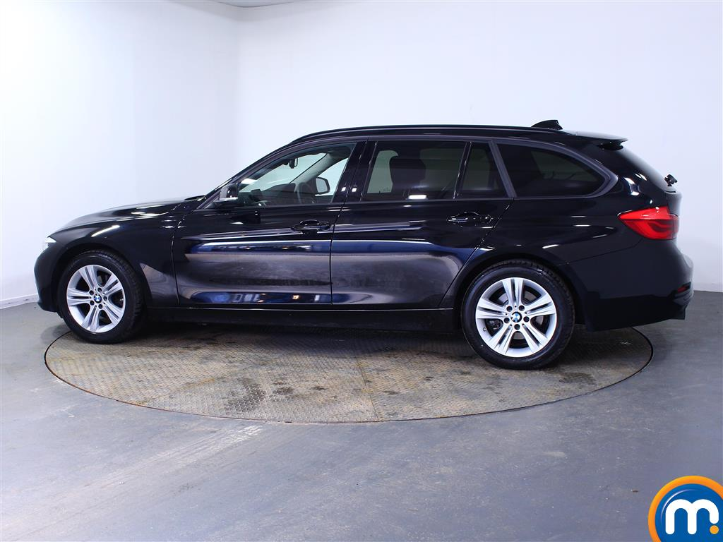 BMW 3 Series Sport Automatic Petrol Estate - Stock Number (998310) - Passenger side