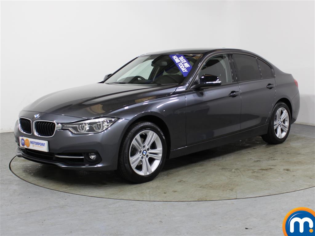 BMW 3 Series Sport - Stock Number (998798) - Passenger side front corner