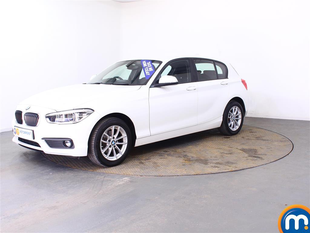 BMW 1 Series SE Business - Stock Number (997333) - Passenger side front corner