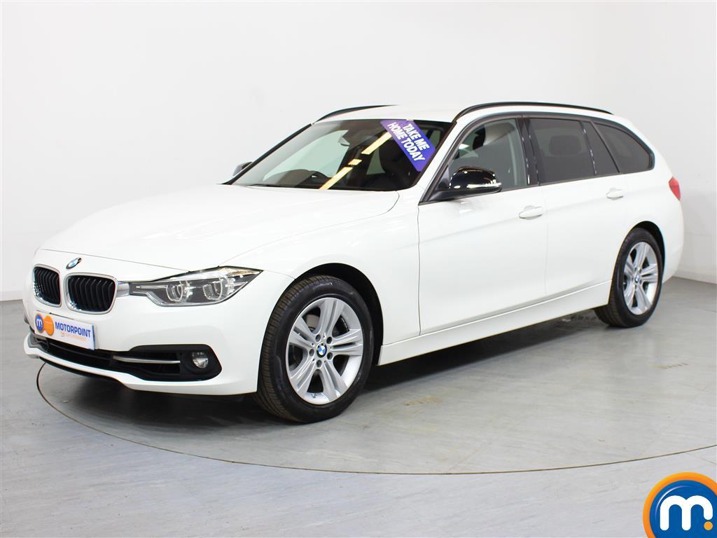 BMW 3 Series Sport - Stock Number (998683) - Passenger side front corner