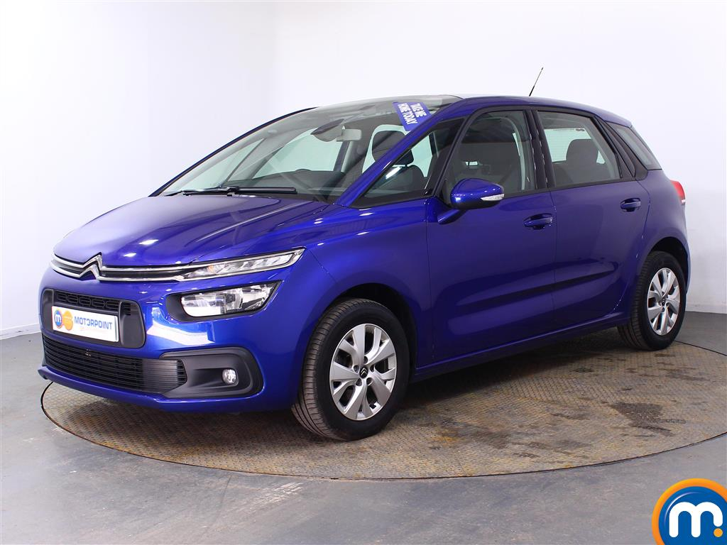 Citroen C4 Picasso Touch Edition - Stock Number (1001930) - Passenger side front corner