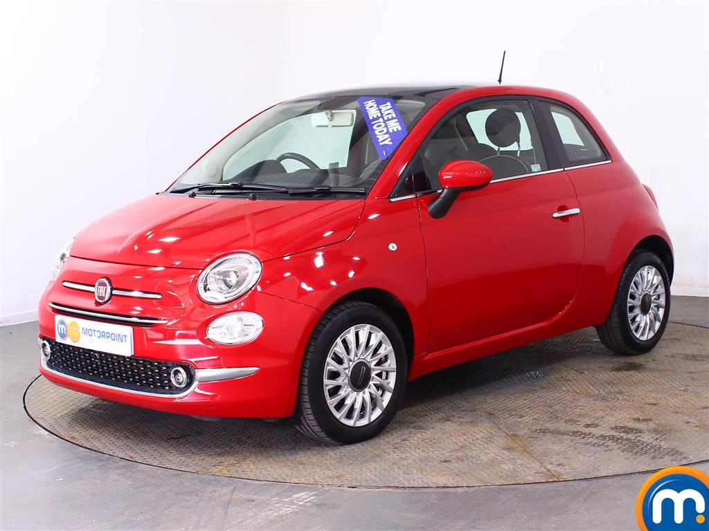 Fiat 500 Lounge - Stock Number (995164) - Passenger side front corner
