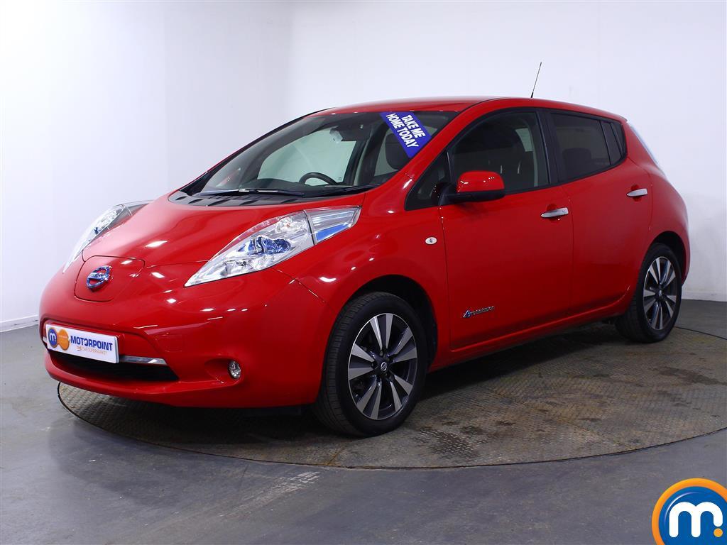 Nissan Leaf Tekna - Stock Number (999991) - Passenger side front corner