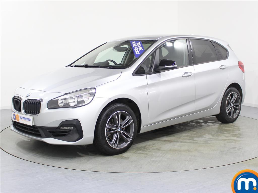BMW 2 Series Sport - Stock Number (995774) - Passenger side front corner