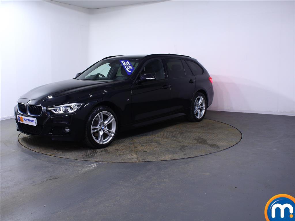 BMW 3 Series M Sport - Stock Number (998615) - Passenger side front corner