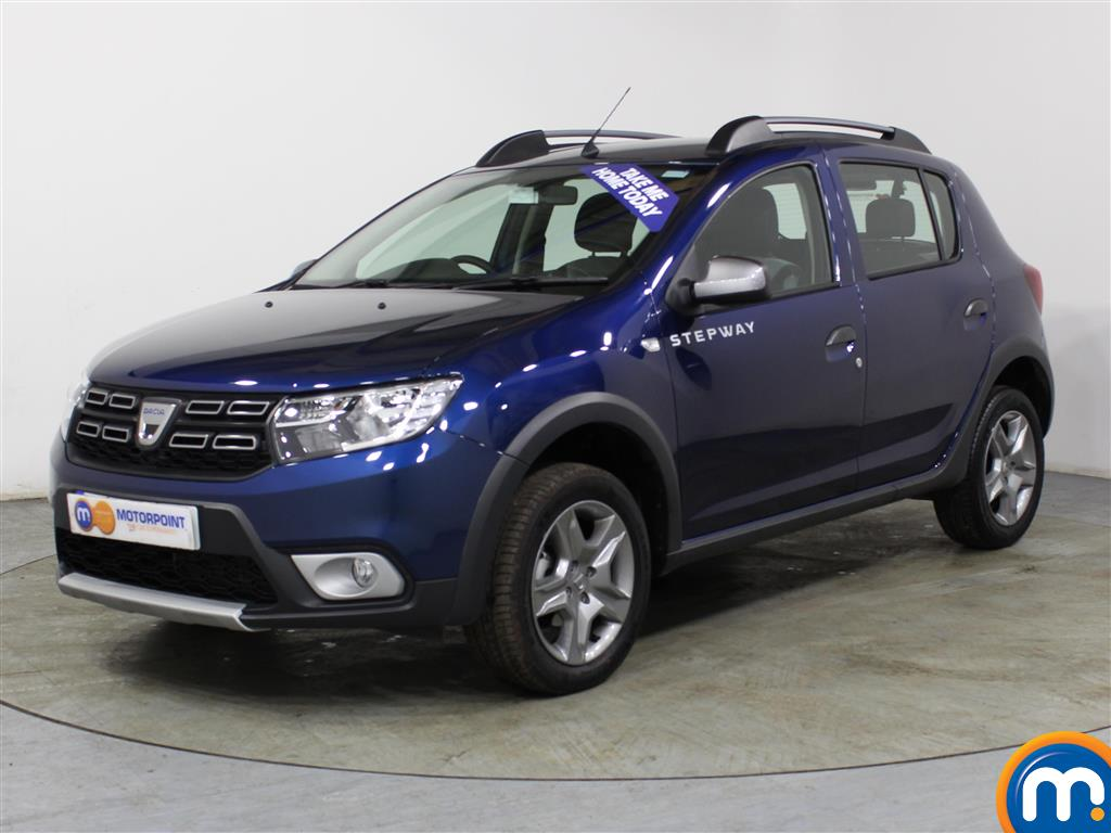 Dacia Sandero Stepway Ambiance - Stock Number (995959) - Passenger side front corner