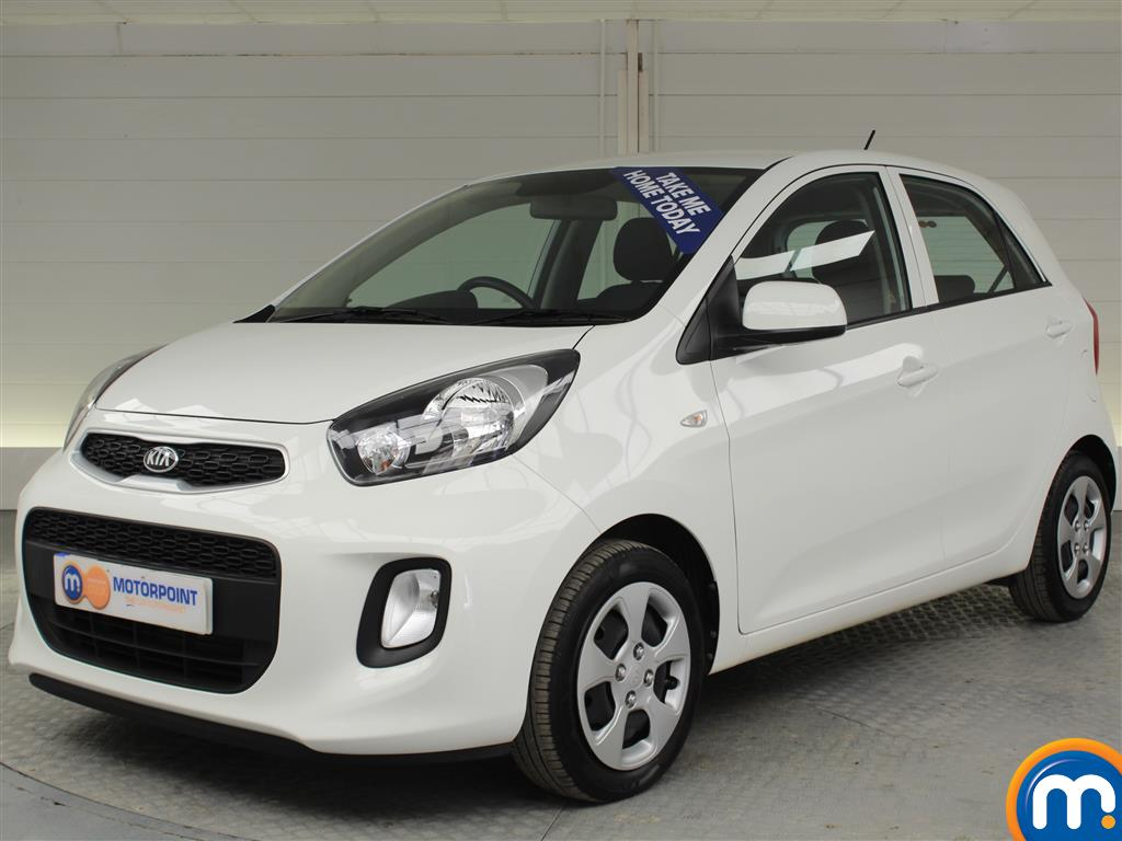 KIA Picanto 1 Air - Stock Number (998510) - Passenger side front corner