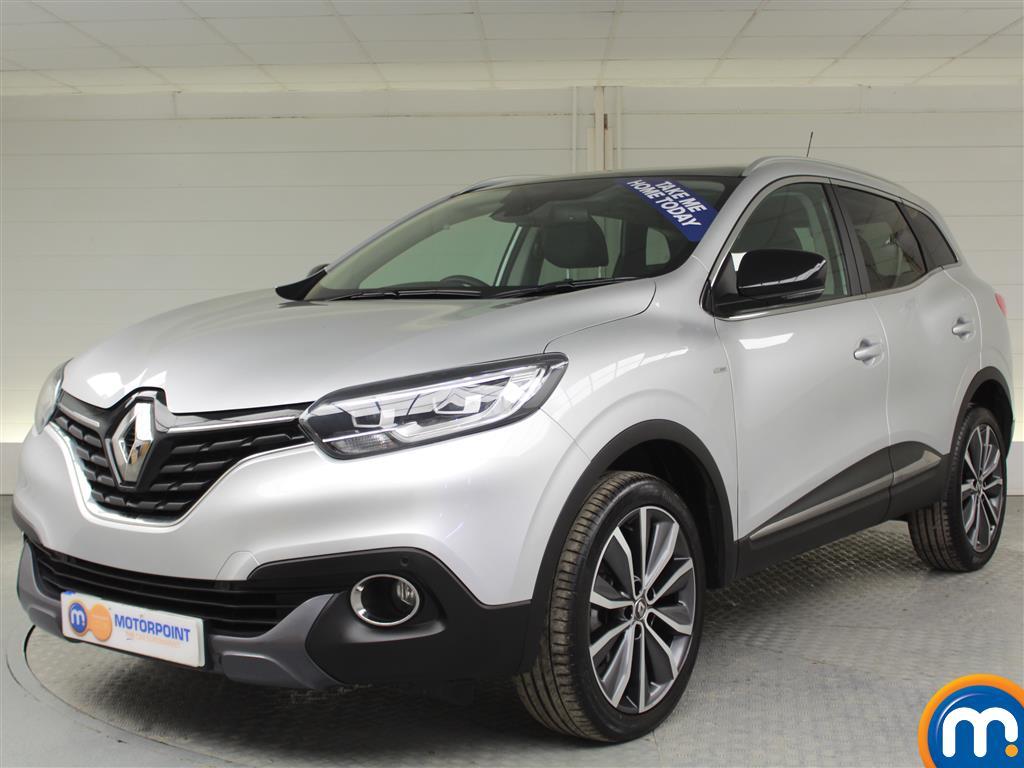 Renault Kadjar Signature Nav - Stock Number (994142) - Passenger side front corner