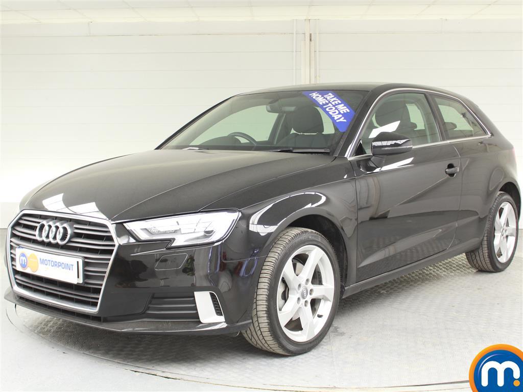 Audi A3 Sport - Stock Number (990297) - Passenger side front corner