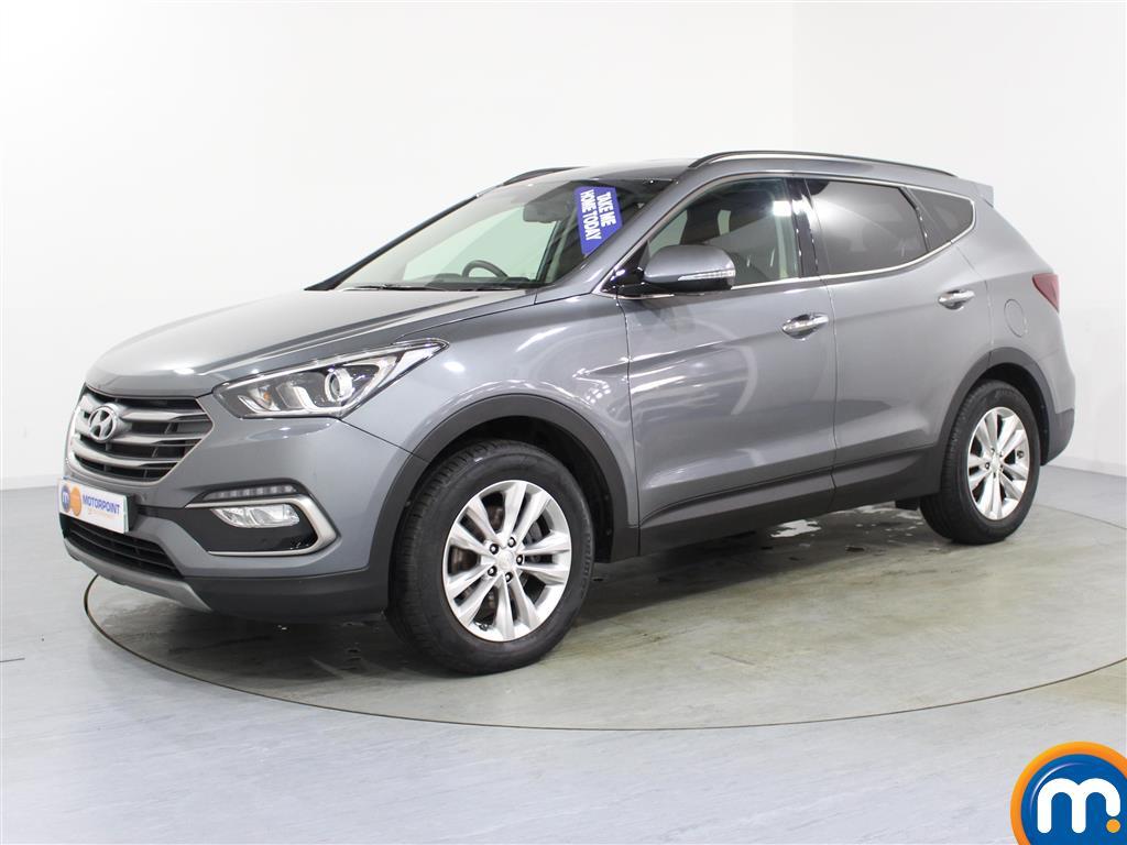 Hyundai Santa Fe Premium - Stock Number (994164) - Passenger side front corner