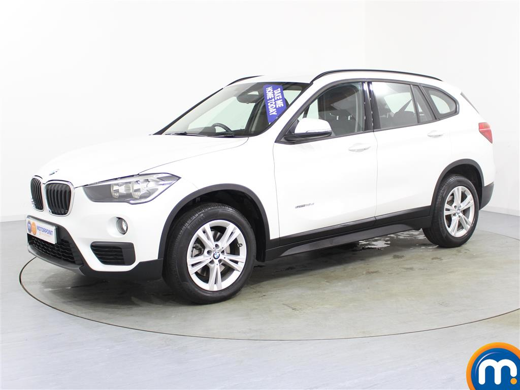 BMW X1 SE - Stock Number (997307) - Passenger side front corner