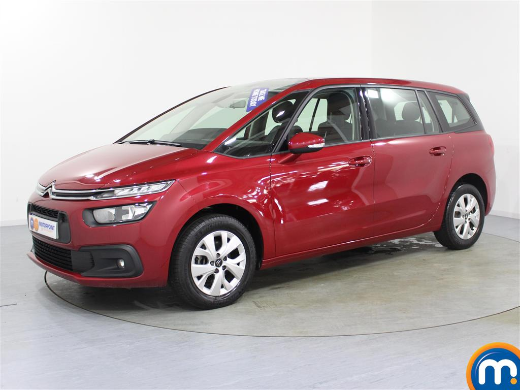 Citroen Grand C4 Picasso Touch Edition - Stock Number (988747) - Passenger side front corner