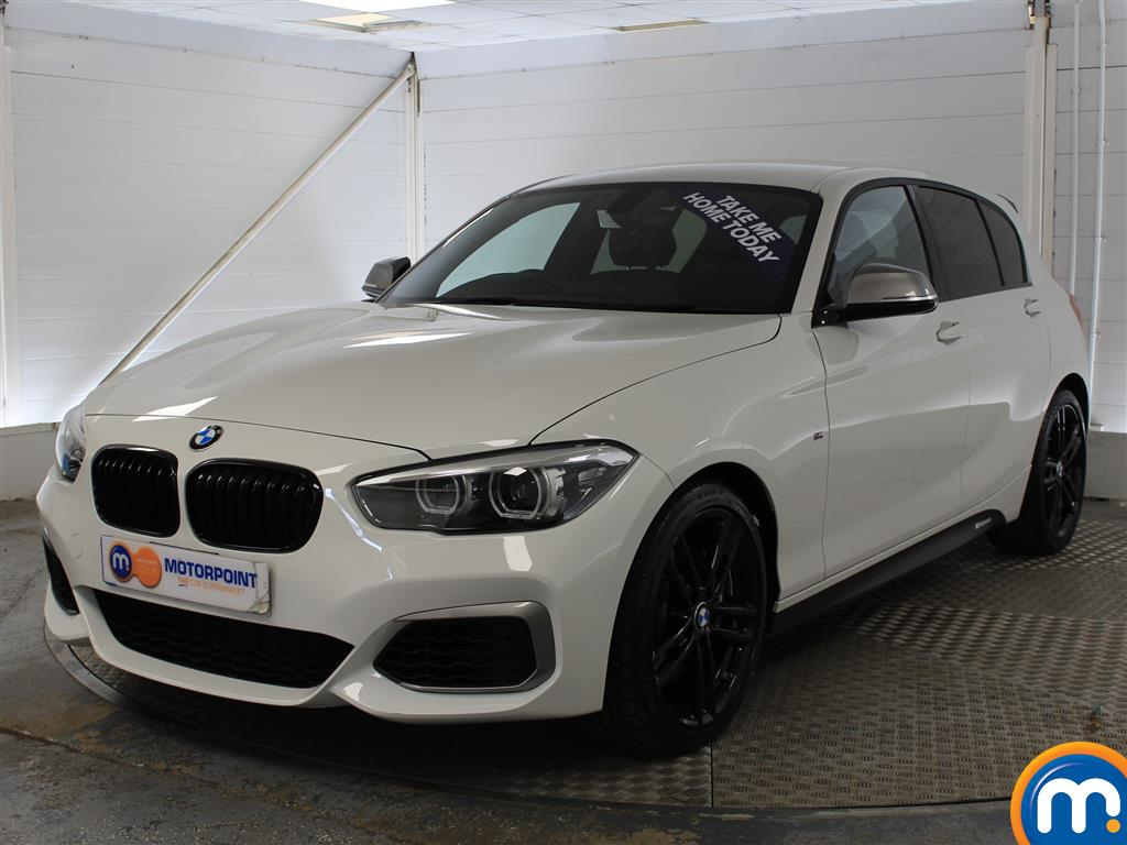 BMW 1 Series M140i Shadow Edition - Stock Number (998033) - Passenger side front corner
