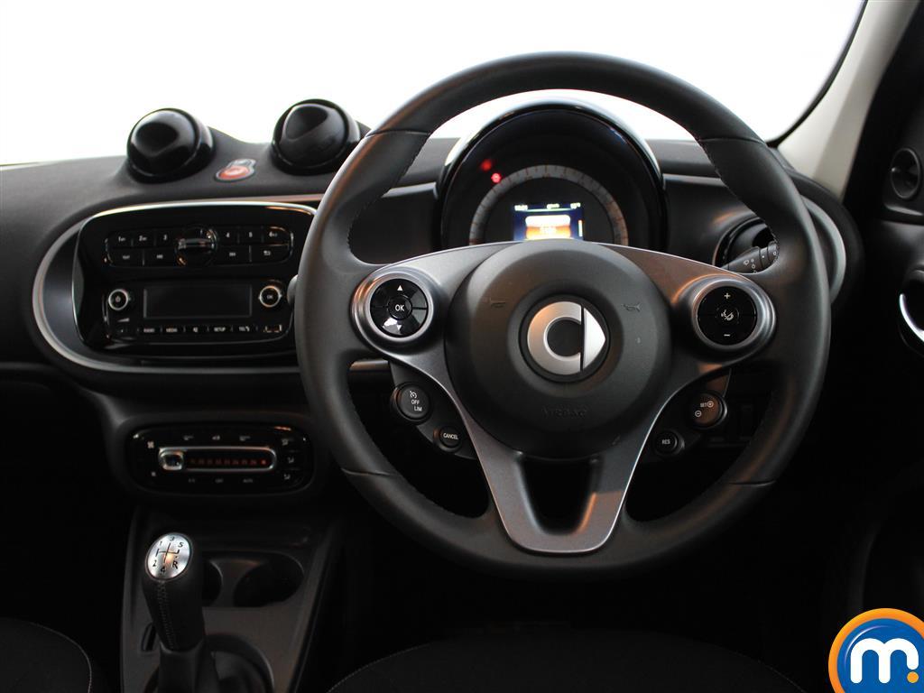 Smart Forfour Hatchback Passion Manual Petrol Hatchback - Stock Number (995813) - 3rd supplementary image