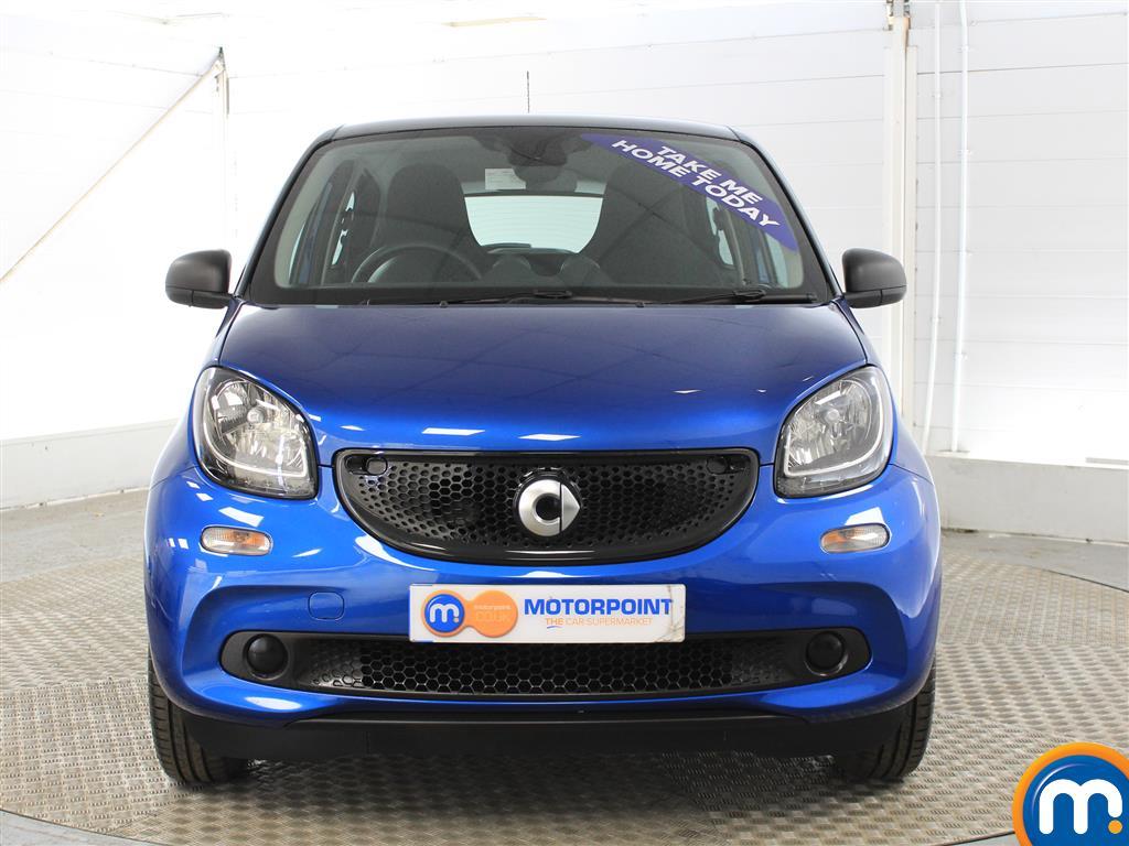 Smart Forfour Hatchback Passion Manual Petrol Hatchback - Stock Number (995813) - Front bumper