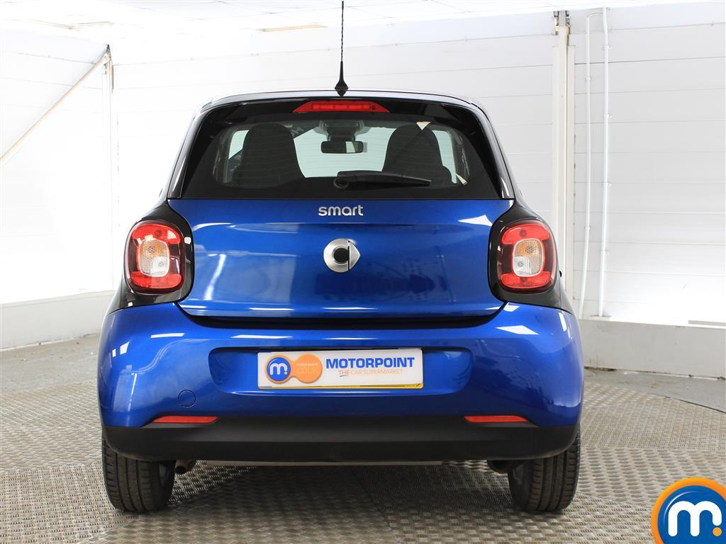 Smart Forfour Hatchback Passion Manual Petrol Hatchback - Stock Number (995813) - Rear bumper
