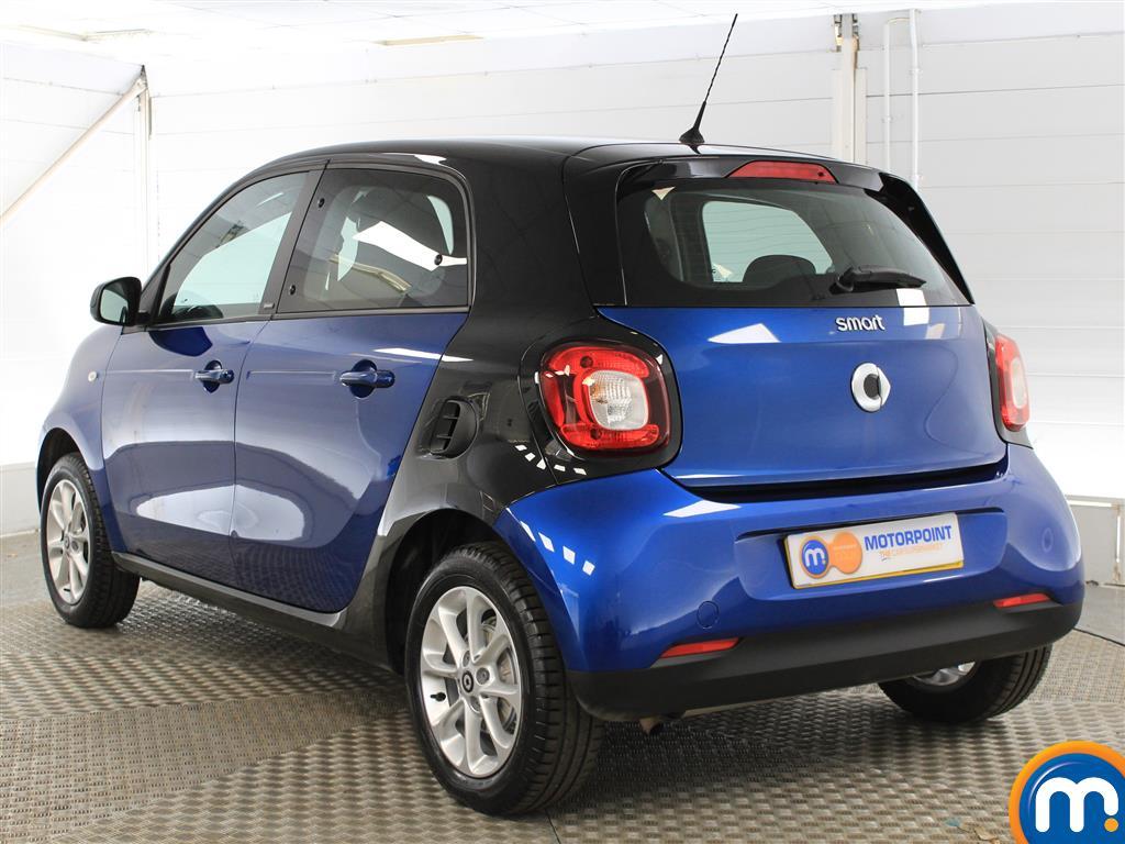 Smart Forfour Hatchback Passion Manual Petrol Hatchback - Stock Number (995813) - Passenger side rear corner