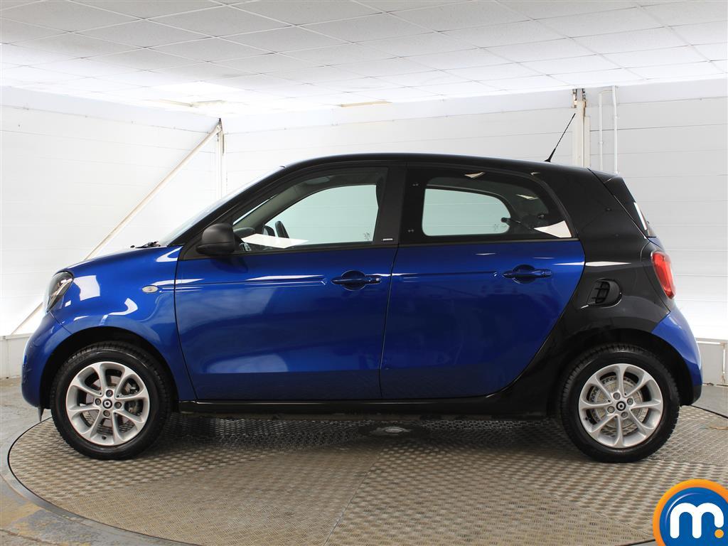 Smart Forfour Hatchback Passion Manual Petrol Hatchback - Stock Number (995813) - Passenger side
