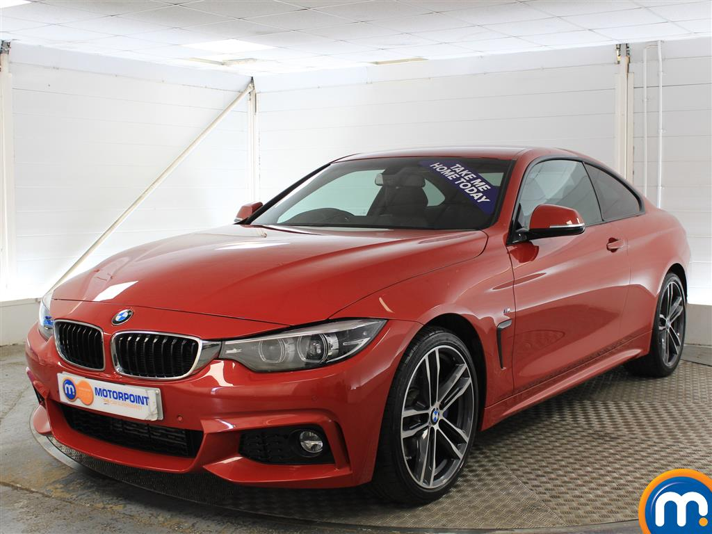 BMW 4 Series M Sport - Stock Number (1002532) - Passenger side front corner