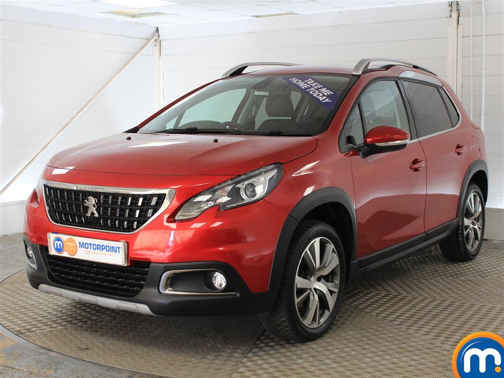 Peugeot 2008 Allure Manual Petrol Estate - Stock Number (993331) - Passenger side front corner