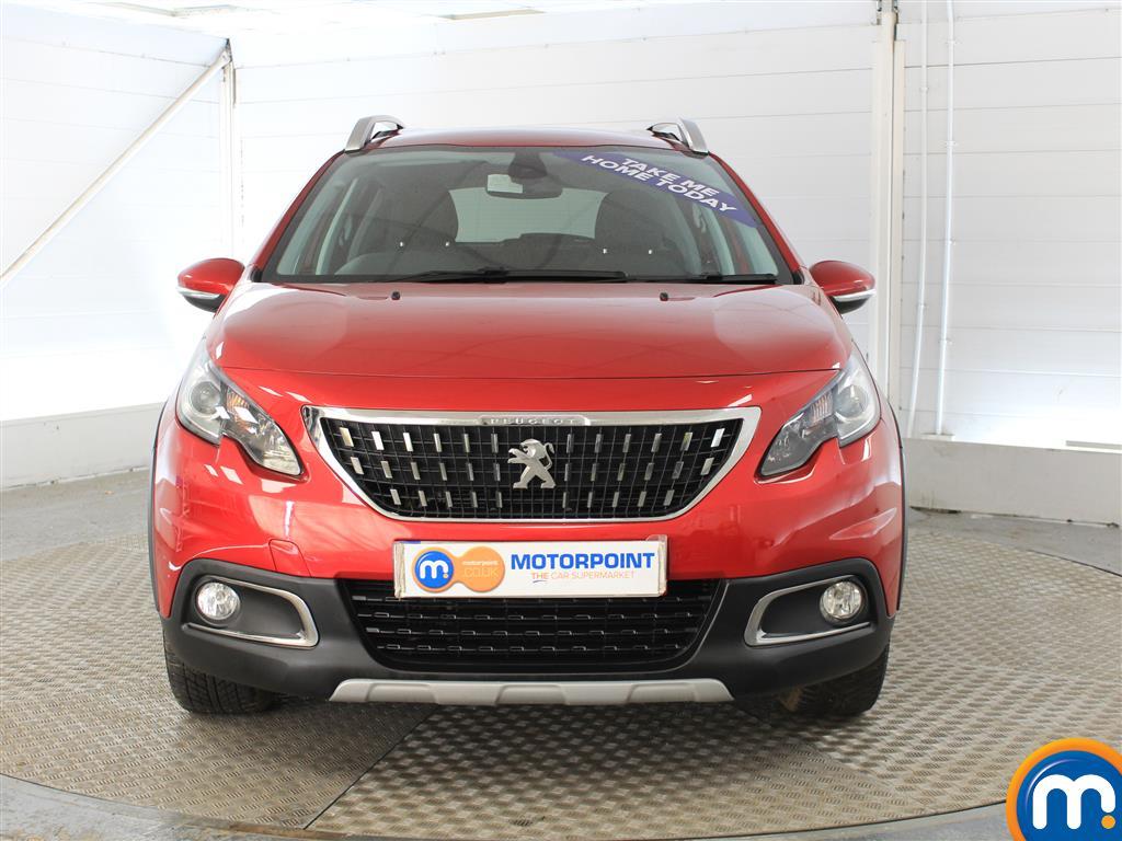 Peugeot 2008 Allure Manual Petrol Estate - Stock Number (993331) - Front bumper