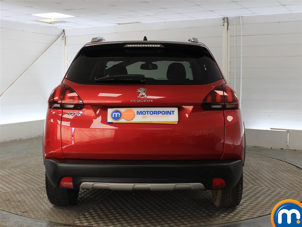 Peugeot 2008 Allure Manual Petrol Estate - Stock Number (993331) - Rear bumper