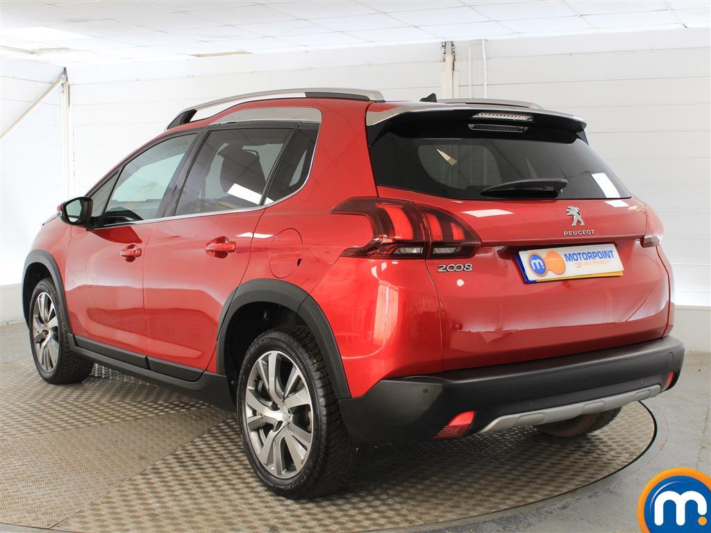 Peugeot 2008 Allure Manual Petrol Estate - Stock Number (993331) - Passenger side rear corner