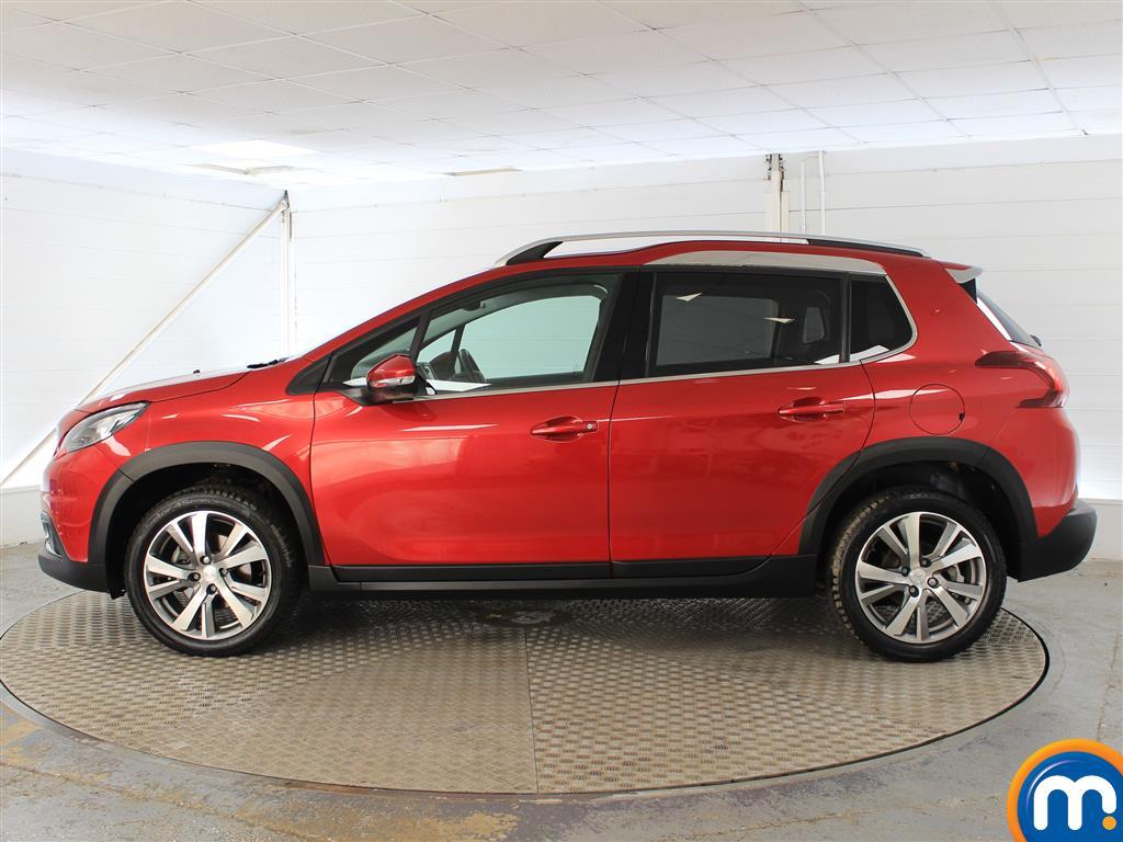 Peugeot 2008 Allure Manual Petrol Estate - Stock Number (993331) - Passenger side