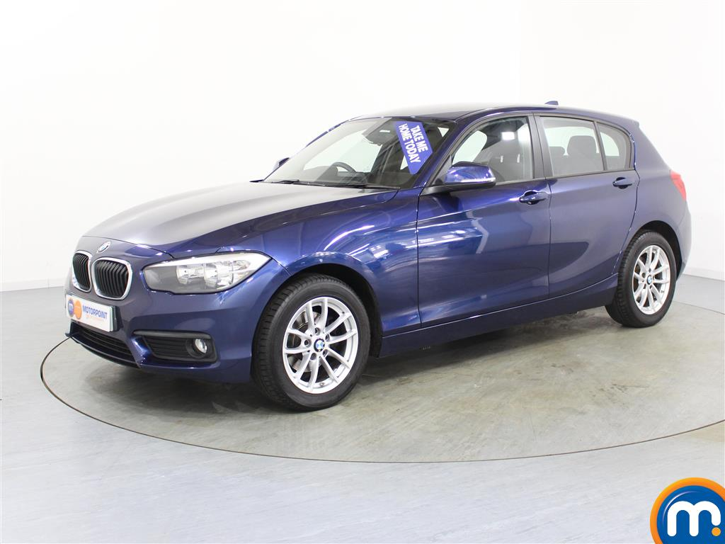 BMW 1 Series SE - Stock Number (1000950) - Passenger side front corner