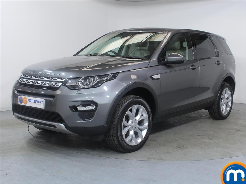 Land Rover Discovery Sport HSE - Stock Number (996026) - Passenger side front corner