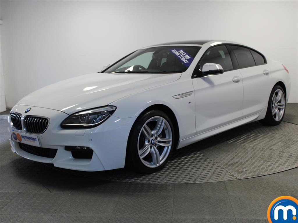 BMW 6 Series M Sport - Stock Number (1001278) - Passenger side front corner