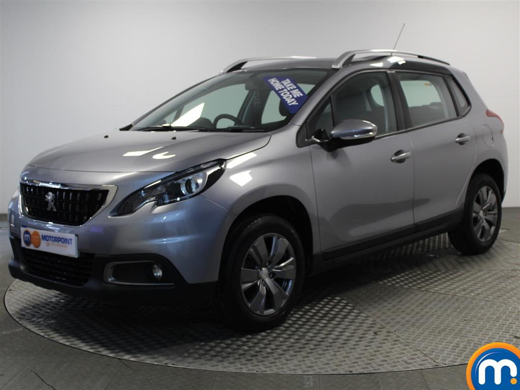 Peugeot 2008 Active - Stock Number (993464) - Passenger side front corner