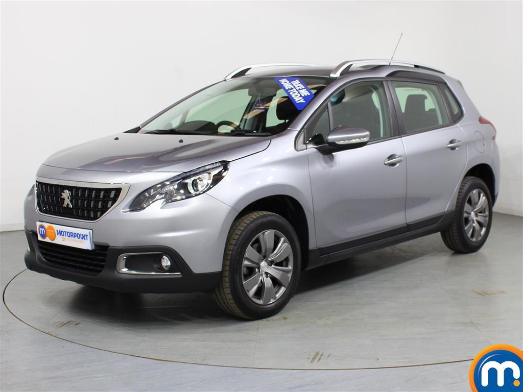 Peugeot 2008 Active - Stock Number (993831) - Passenger side front corner