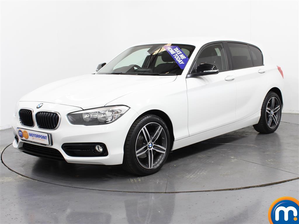 BMW 1 Series Sport - Stock Number (998189) - Passenger side front corner