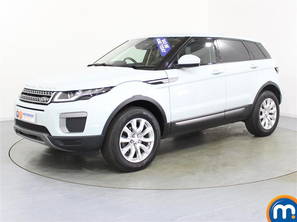 Land Rover Range Rover Evoque SE - Stock Number (999741) - Passenger side front corner