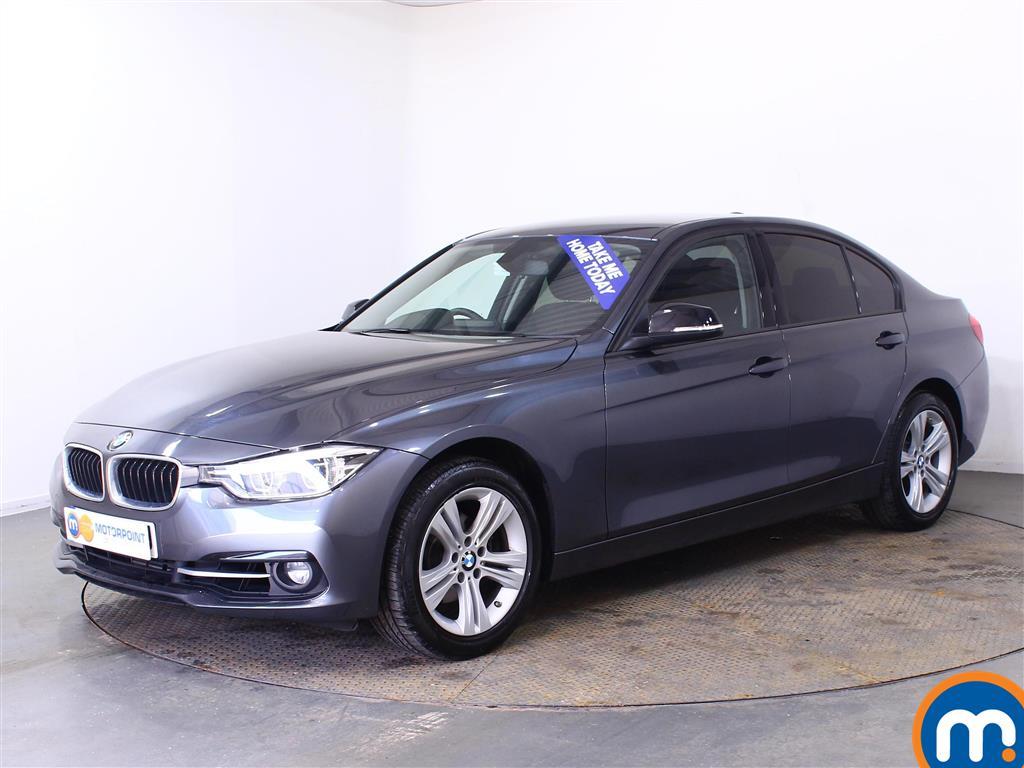BMW 3 Series Sport - Stock Number (998926) - Passenger side front corner