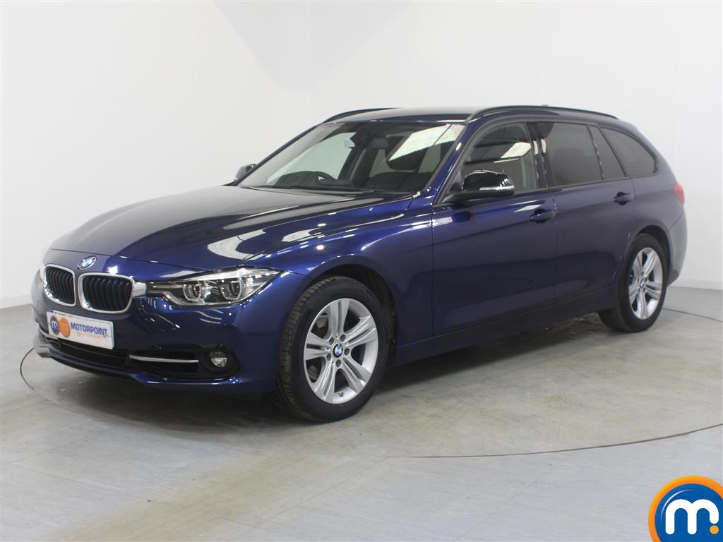 BMW 3 Series Sport - Stock Number (998316) - Passenger side front corner