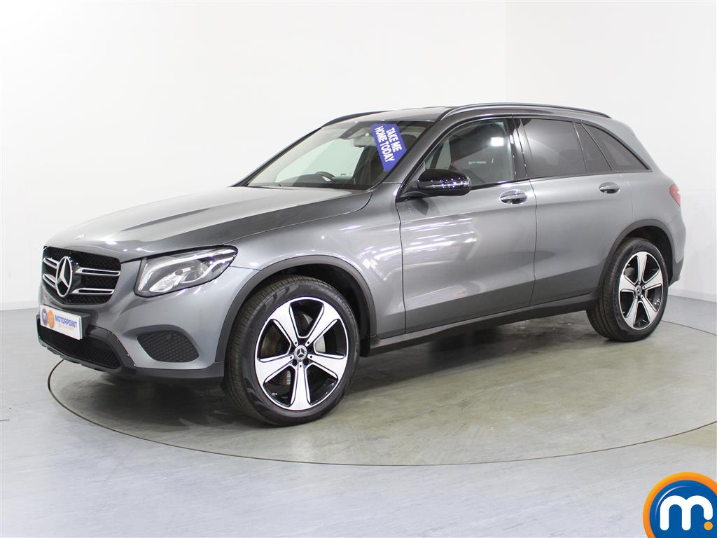 Mercedes-Benz GLC Urban Edition - Stock Number (989302) - Passenger side front corner