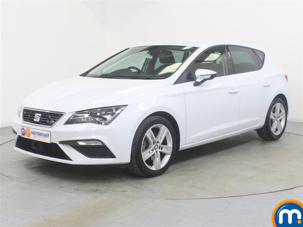 Seat Leon FR Technology - Stock Number (1002982) - Passenger side front corner