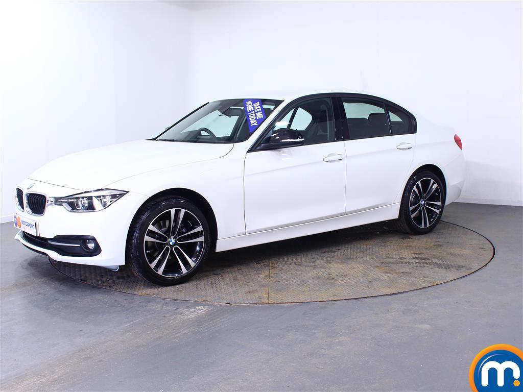 BMW 3 Series Sport - Stock Number (1002557) - Passenger side front corner