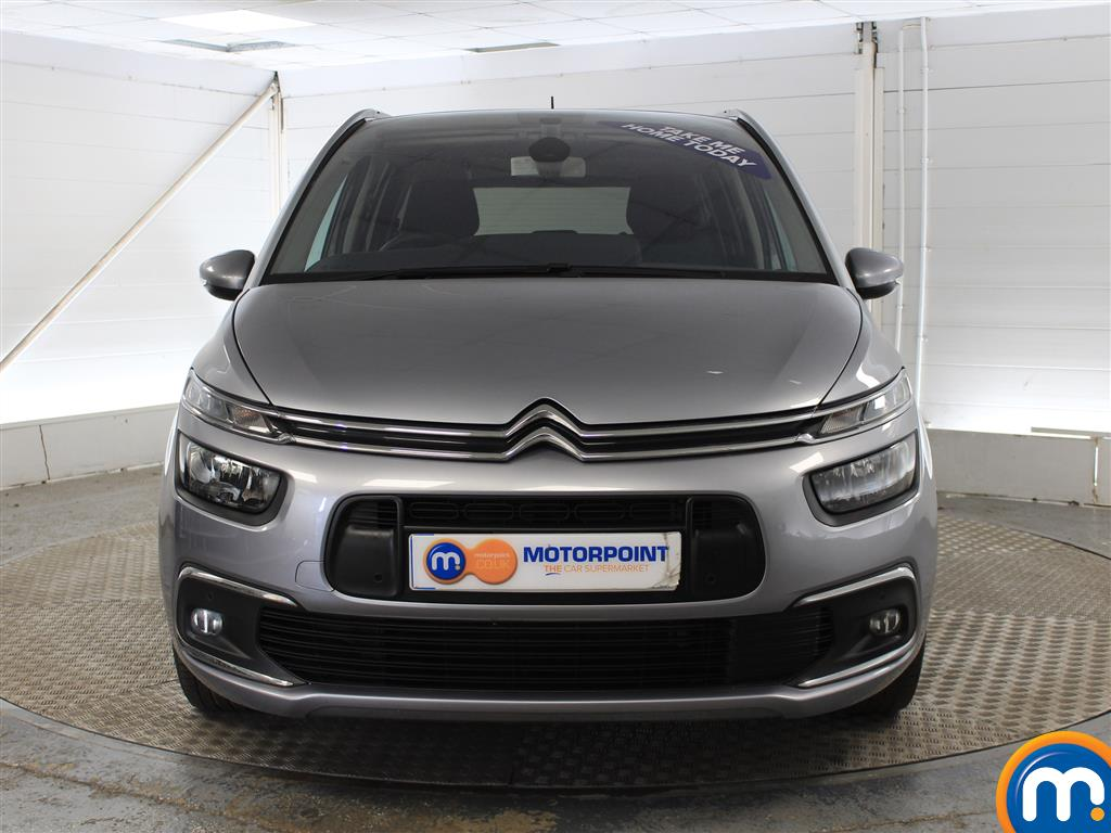 Citroen Grand C4 Picasso Feel Manual Diesel People Carrier - Stock Number (988746) - Front bumper